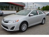 2013 Classic Silver Metallic Toyota Camry LE #79949742