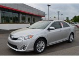 2013 Classic Silver Metallic Toyota Camry Hybrid XLE #79949738