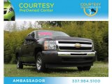 2011 Taupe Gray Metallic Chevrolet Silverado 1500 LS Extended Cab #79950153