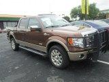 2011 Golden Bronze Metallic Ford F150 King Ranch SuperCrew 4x4 #79949507