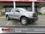 2013 Silver Sky Metallic Toyota Tundra Double Cab #79950144