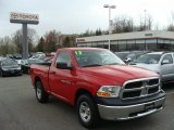 2012 Flame Red Dodge Ram 1500 ST Regular Cab 4x4 #79949887