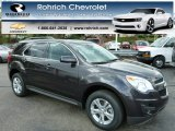 2013 Tungsten Metallic Chevrolet Equinox LT AWD #79950514