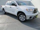 2011 Super White Toyota Tundra CrewMax #79949876