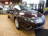 2011 Bordeaux Reserve Metallic Ford Fusion SEL V6 #79949712