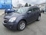2013 Atlantis Blue Metallic Chevrolet Equinox LT AWD #79949489