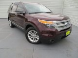 2011 Bordeaux Reserve Red Metallic Ford Explorer XLT #79949870