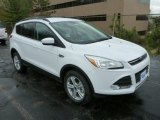 2013 Oxford White Ford Escape SE 1.6L EcoBoost 4WD #79949701