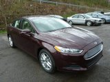 2013 Bordeaux Reserve Red Metallic Ford Fusion SE #79949698