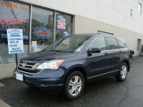 2010 Royal Blue Pearl Honda CR-V EX AWD #79950478