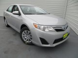 2013 Classic Silver Metallic Toyota Camry Hybrid LE #79949861