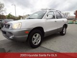 2003 Nordic White Hyundai Santa Fe GLS 4WD #79949847
