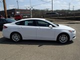 2013 Oxford White Ford Fusion SE #79949640