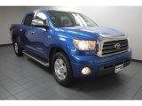 2007 Blue Streak Metallic Toyota Tundra Limited CrewMax #79950091
