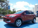 2013 Ruby Red Metallic Ford Escape Titanium 2.0L EcoBoost #79949629