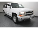 2001 Summit White Chevrolet Suburban 1500 LT #79950086