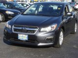 2012 Dark Gray Metallic Subaru Impreza 2.0i Premium 4 Door #79949438
