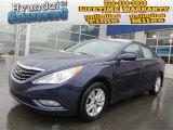 2013 Indigo Night Blue Hyundai Sonata GLS #79949222