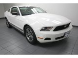 2011 Performance White Ford Mustang V6 Premium Coupe #79950078