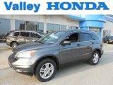 2011 Urban Titanium Metallic Honda CR-V EX 4WD #79949420