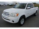2005 Natural White Toyota Tundra SR5 Double Cab 4x4 #79950264