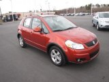 2011 Suzuki SX4 Sunlight Copper Metallic