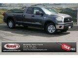 2013 Magnetic Gray Metallic Toyota Tundra Double Cab 4x4 #80041526
