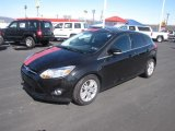 2012 Black Ford Focus SEL 5-Door #80041727