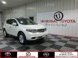 2012 Pearl White Nissan Murano SV #80041618