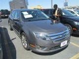 2011 Sterling Grey Metallic Ford Fusion SEL V6 #80041615