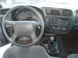 1998 Chevrolet S10 LS Extended Cab Dashboard