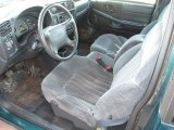 1998 Chevrolet S10 LS Extended Cab Front Seat