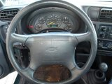 1998 Chevrolet S10 LS Extended Cab Steering Wheel