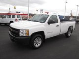 2009 Summit White Chevrolet Silverado 1500 Regular Cab #80041715