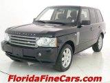 2006 Java Black Pearl Land Rover Range Rover HSE #7970226