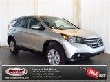 2013 Alabaster Silver Metallic Honda CR-V EX #80041569