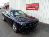 2013 Jazz Blue Pearl Dodge Challenger SXT #80041849