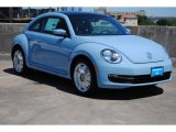 2013 Denim Blue Volkswagen Beetle 2.5L #80041831