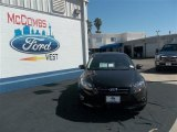 2013 Tuxedo Black Ford Focus Titanium Sedan #80042259