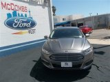 2013 Sterling Gray Metallic Ford Fusion SE 1.6 EcoBoost #80042257