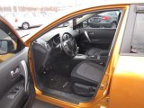 2008 Nissan Rogue Interiors