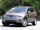 2009 Saharan Stone Metallic Nissan Murano LE AWD #80041657