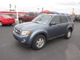 2010 Steel Blue Metallic Ford Escape XLT 4WD #80041737