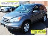 2010 Polished Metal Metallic Honda CR-V EX-L AWD #80075923