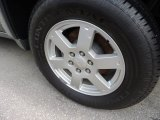 Isuzu Ascender 2004 Wheels and Tires