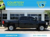 2010 Black Granite Metallic Chevrolet Silverado 1500 LS Crew Cab 4x4 #80075913