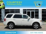 2009 White Suede Ford Escape Limited V6 #80075910
