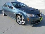 2009 Stryker Blue Metallic Pontiac G8 GT #80076103