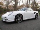 2009 Porsche 911 Carrara White