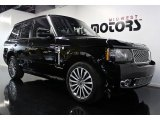 2012 Land Rover Range Rover Autobiography Data, Info and Specs